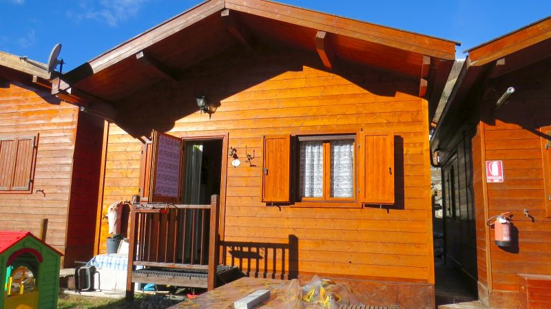 Chalet indipendente in campeggio